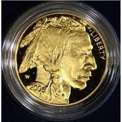 2006 AMERICAN GOLD BUFFALO 1oz PRF