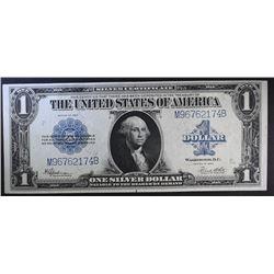 1923 $1 SILVER CERTIFICATE CH.AU/CU
