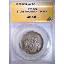 1925 STONE MOUNTAIN DOUBLE DIE REV