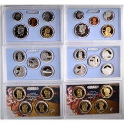 (2) 2010 United States Mint Proof Set