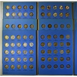 3-ROOSEVELT DIME FOLDERS WITH $10.10 FACE SILVER