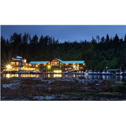 4-5 Day Trip for 2 to Langara Fishing Lodge in Haida Gwaii with Travel and Accomodation