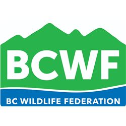 Life membership to the BC Wildlife Federation, a $1,000 value!