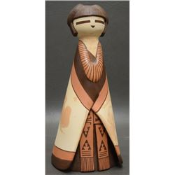 HOPI POTTERY FIGURE (POLACCA)