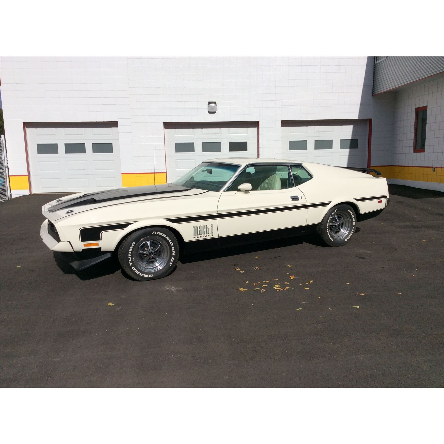 Image 1 1972 ford mustang mach i tribute