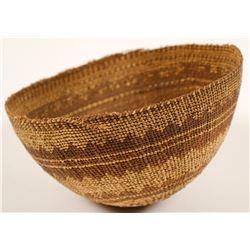 Vintage Karuk Ceremonial Hat