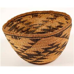 Yurok or Hupa Vintage Basket