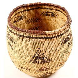 Vintage Tutuni Basket