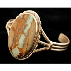 Boulder Turquoise Bracelet
