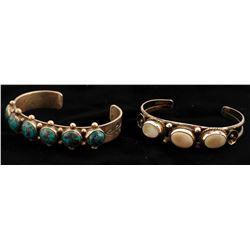 Navajo Vintage Bracelets (2)