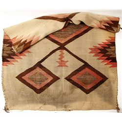 Very Old Navajo Rug