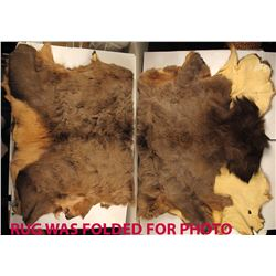 Elk Hide (Hair On)
