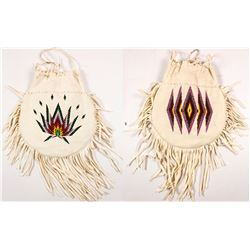 Beaded Handbag by Agnes Kenmille