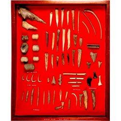 Wintun Tribe, Yolo County Artifacts