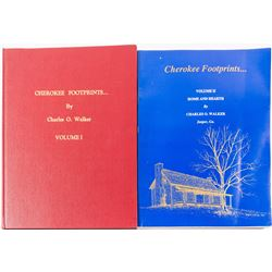 Cherokee Footprints Books (2)