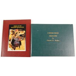Tribes of the Southern Woodlands and Cherokee Images Books