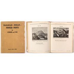 Railroad-Indian Pioneer Prints Book (1)