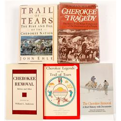 Trail of Tears Related Books (5)