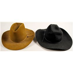 Two Great Western Hats
