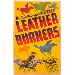 The Leather Burners Movie Poster