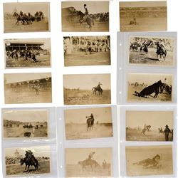 Washington Rodeo Real Photo Postcards