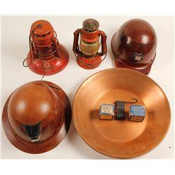 Assorted Mining Equipment