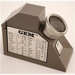 Gem Duplex II Refractometer