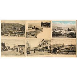 Lowell, Arizona Mining Postcards