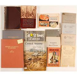 Arizona Historical Library (Mostly Mining)