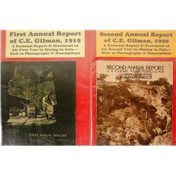 California Mining Reports