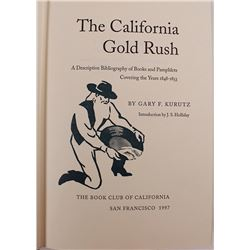 The California Gold Rush Hardcover by Kurtz