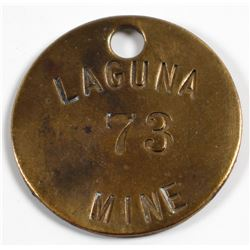 Laguna Mine Equipment Tag
