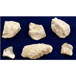 Ophir Mine High Grade Silver and Gold Specimens