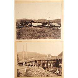 La Calendaria Mine Photographs