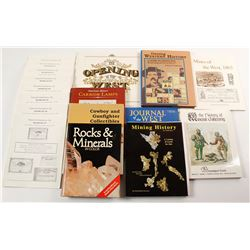 Book Collection Related to Mining (18)