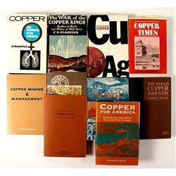 Copper Books: a Library