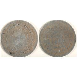 American Coin-Meter Corp. Token, Bryan, TX
