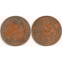 Hide & De Carle Merchants Token