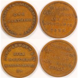 Two Irish Tokens