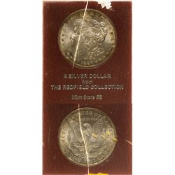 Redfield Morgan Dollar