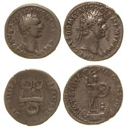 Roman Denarii of Domitian