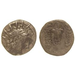 Drachm of Antiochos VI