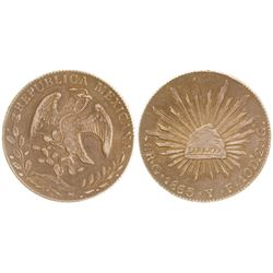 Cap and Rays 8 Reales