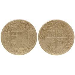Carolus II Silver Coin