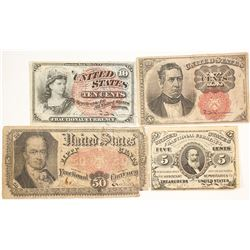 U.S. Fractional Currency Group