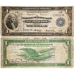 Souvenir of the Great War $1 Bill