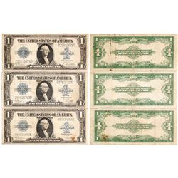 Large Size Silver Certificates