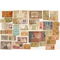 Western European Currency