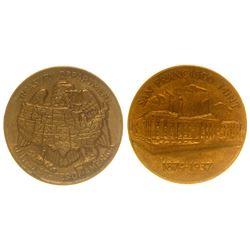 San Francisco Mint Medal