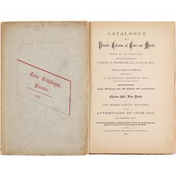 Parmelee Auction Catalog
